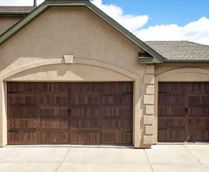 Custom Garage Door Installation Colorado Springs