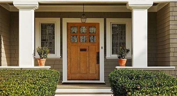 Residential Entry Door Installation