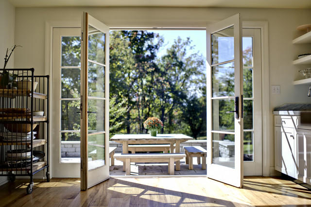 Residential Patio Door Installation